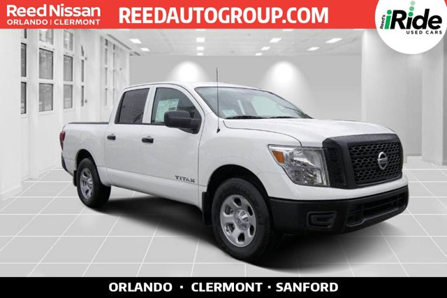 New 2019 Nissan Titan in Clermont, FL