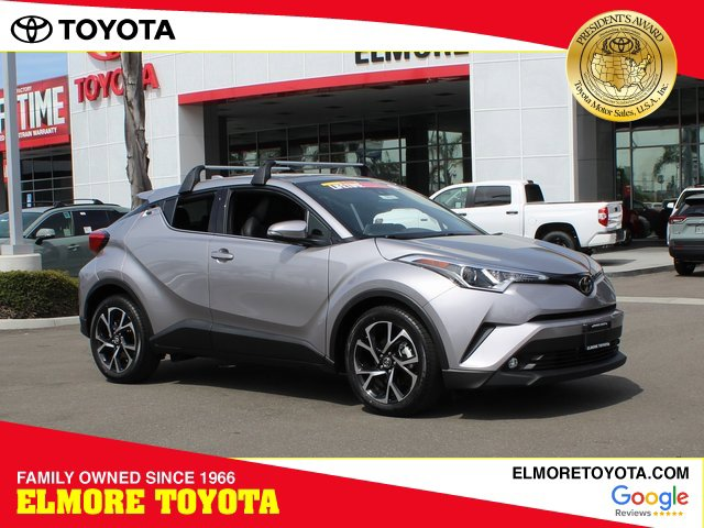 New 2019 Toyota C-HR in Westminster, CA