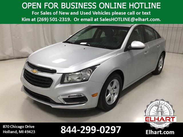 Used 2016 Chevrolet Cruze Limited in Holland, MI