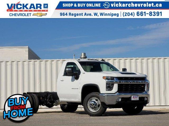 "2022 Chevrolet Silverado 3500HD CC LT 4WD Reg Cab 171"" WB, 84.5"" CA LT Gas V8 6.6L/ [12]"
