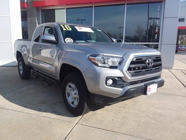 Used 2016 Toyota Tacoma in Lexington Park, MD