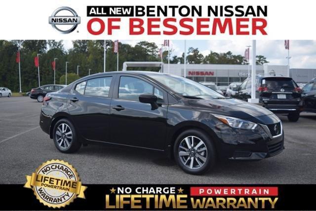 New 2020 Nissan Versa in , AL