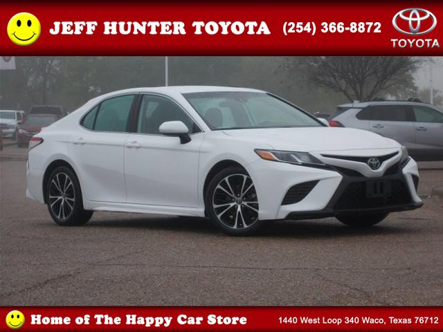Used 2019 Toyota Camry in Waco, TX
