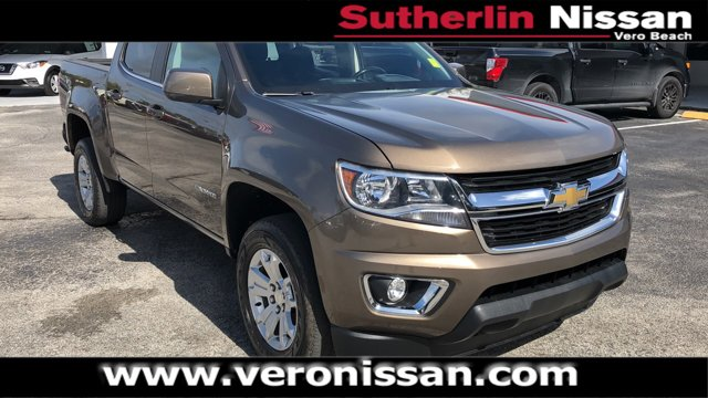 Used 2016 Chevrolet Colorado in Vero Beach, FL