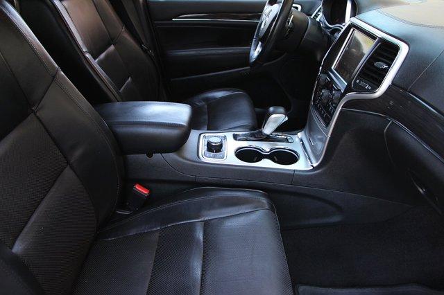 2016 Jeep Grand Cherokee High Altitude 17