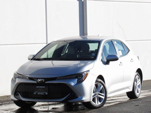 New 2020 Toyota Corolla Hatchback in Bellingham, WA