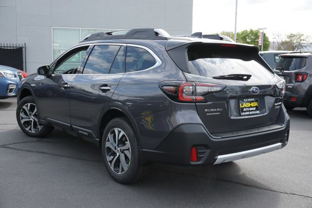 New 2020 Subaru Outback Touring CVT