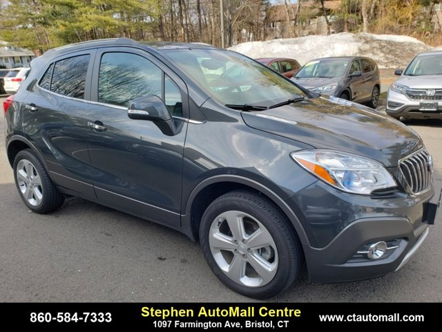 Used 2016 Buick Encore in Bristol, CT