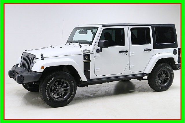 Used 2018 Jeep Wrangler JK Unlimited in Cleveland, OH