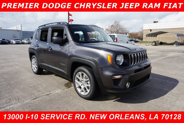 New 2020 Jeep Renegade in New Orleans, LA