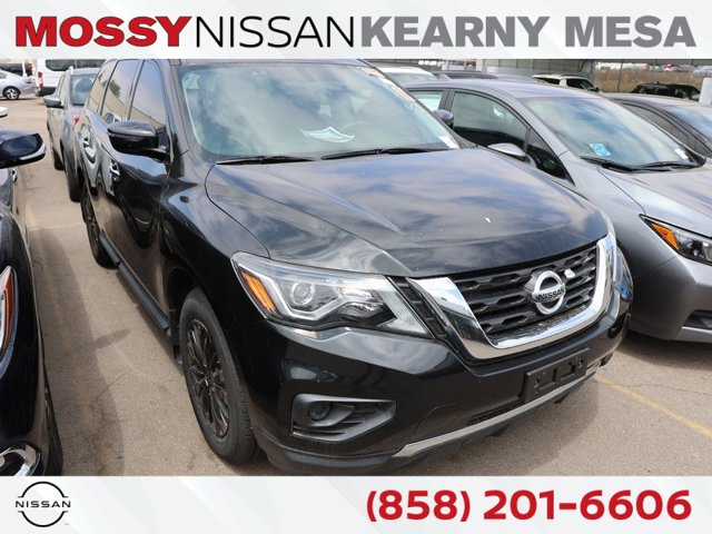 2018 Nissan Pathfinder S FWD S Regular Unleaded V-6 3.5 L/213 [8]