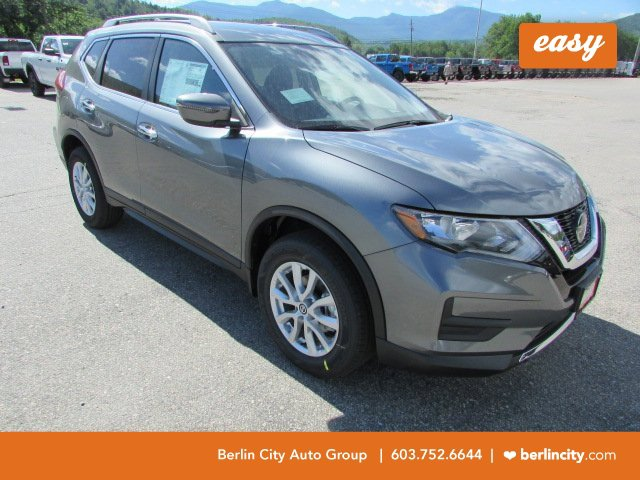 New 2020 Nissan Rogue in Gorham, NH