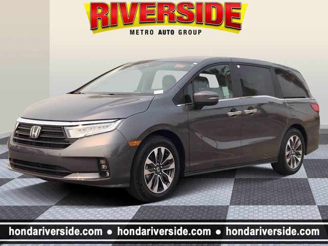 2021 Honda Odyssey EX-L EX-L Auto Regular Unleaded V-6 3.5 L/212 [6]