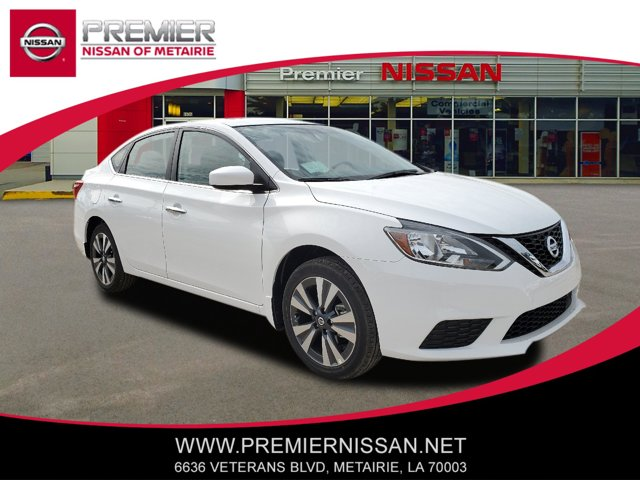 New 2019 Nissan Sentra in Metairie, LA