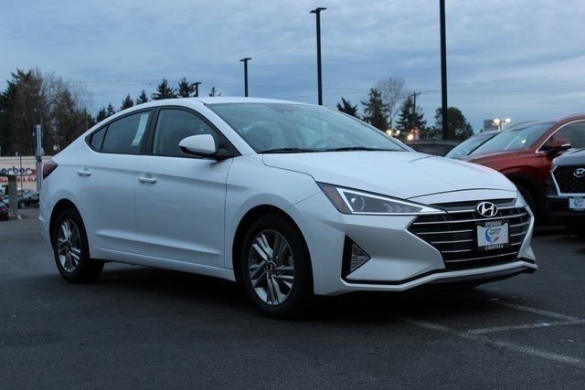 New 2020 Hyundai Elantra in Seattle, WA