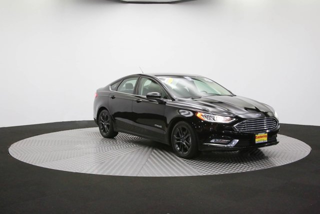 2018 Ford Fusion Hybrid for sale 124604 44