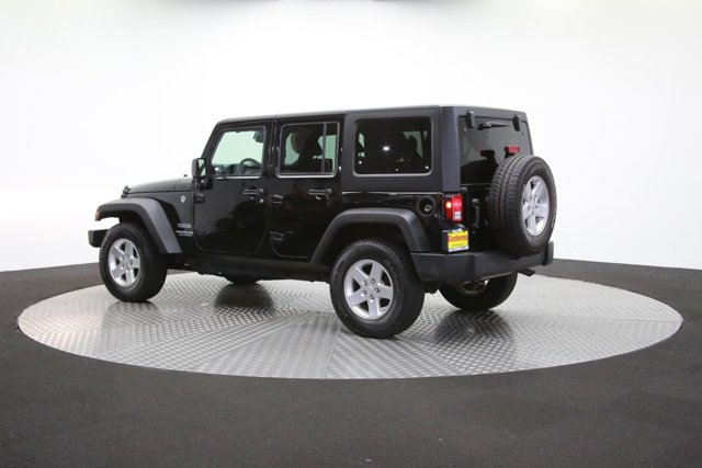 2016 Jeep Wrangler Unlimited 124726 58