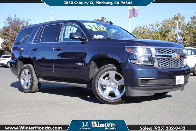 2017 Chevrolet Tahoe LT 2WD 4dr LT Gas/Ethanol V8 5.3L/325 [0]