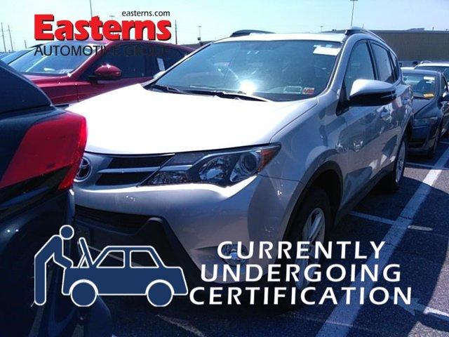 2014 Toyota RAV4 XLE Sport Utility