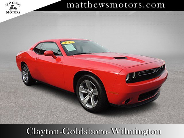 Used 2018 Dodge Challenger in Goldsboro, NC