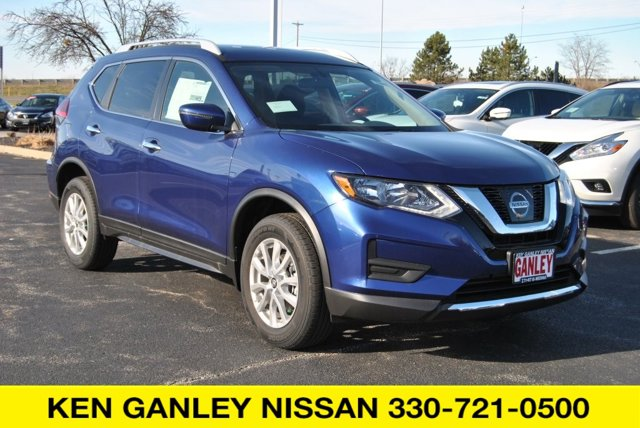 New 2019 Nissan Rogue in , OH