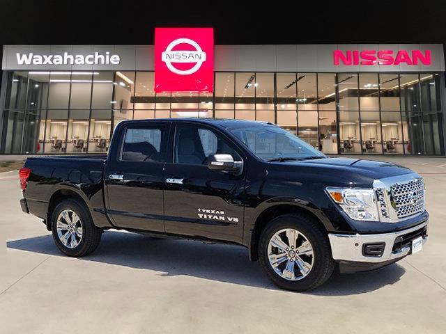 Used 2018 Nissan Titan in Waxahachie, TX