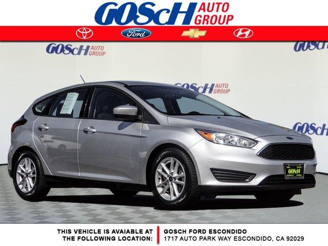 Used 2018 Ford Focus in Hemet, CA