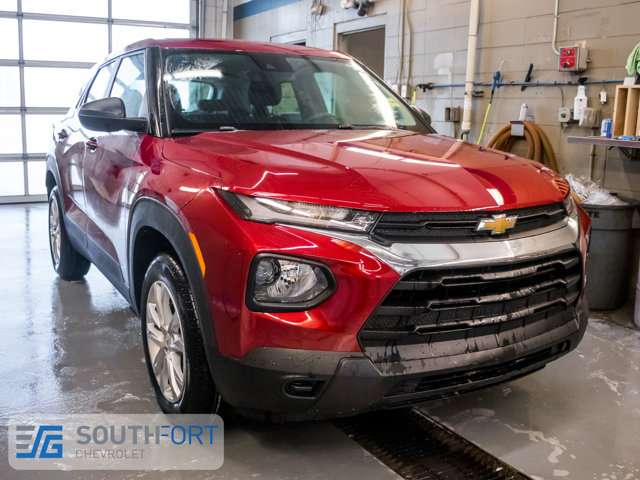 2021 Chevrolet Trailblazer LS AWD AWD 4dr LS Gas I3 1.3L/ [2]