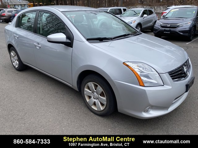 Used 2012 Nissan Sentra in Bristol, CT