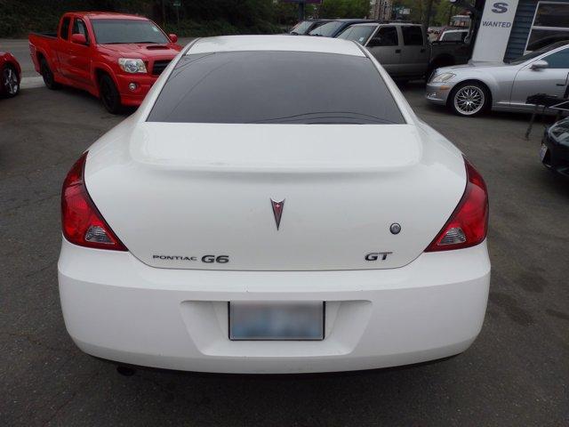 Used 2007 Pontiac G6 2dr Cpe GT