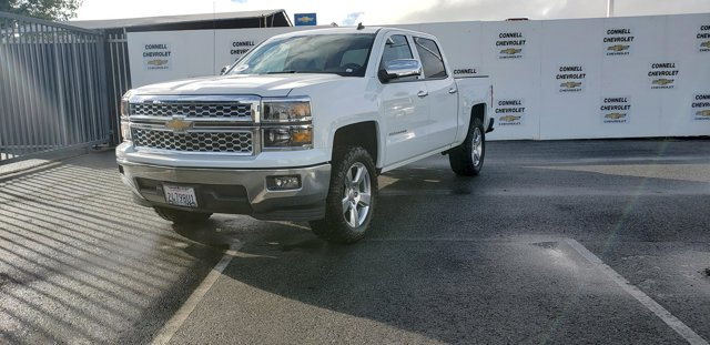 Used 2014 Chevrolet Silverado 1500 in Costa Mesa, CA