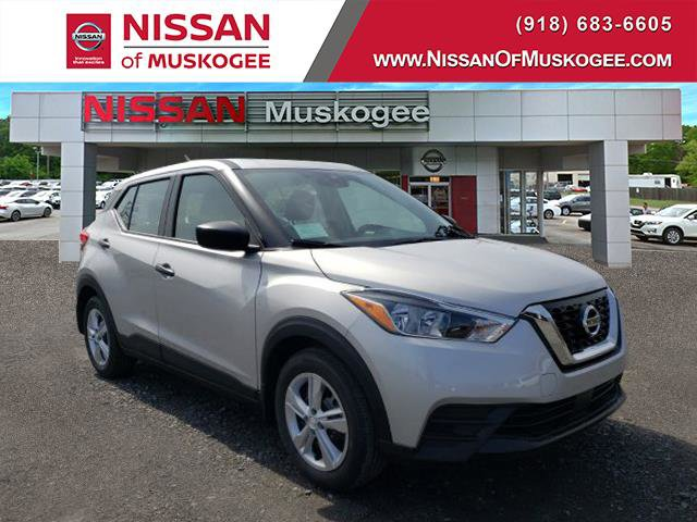 New 2020 Nissan Kicks in Muskogee, OK