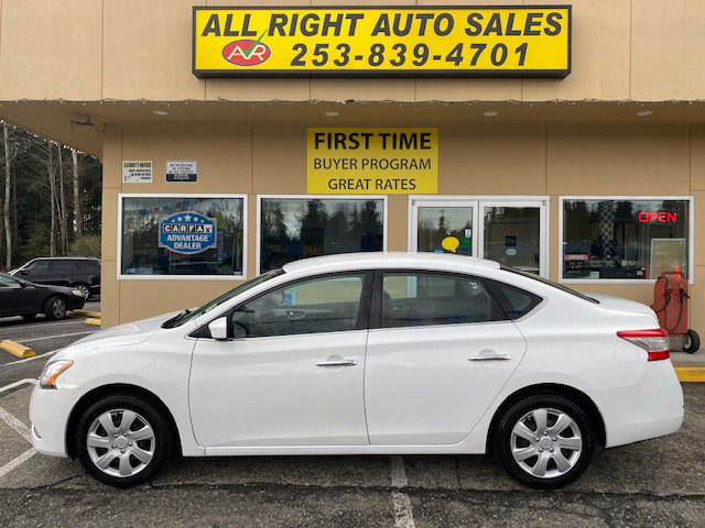 Used 2015 Nissan Sentra in Federal Way, WA