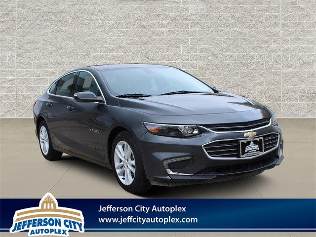 Used 2017 Chevrolet Malibu in Jefferson City, MO