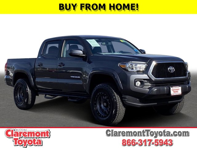 2016 Toyota Tacoma SR5 2WD Double Cab V6 AT SR5 Regular Unleaded V-6 3.5 L/211 [3]