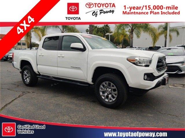 Used 2017 Toyota Tacoma in Poway, CA