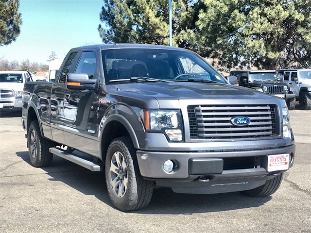 Used 2012 Ford F-150 in Fort Collins, CO
