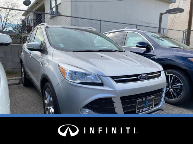 2016 Ford Escape Titanium FWD 4dr Titanium Intercooled Turbo Regular Unleaded I-4 1.6 L/98 [2]