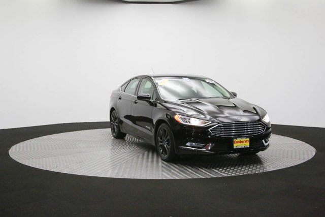 2018 Ford Fusion Hybrid for sale 124604 45