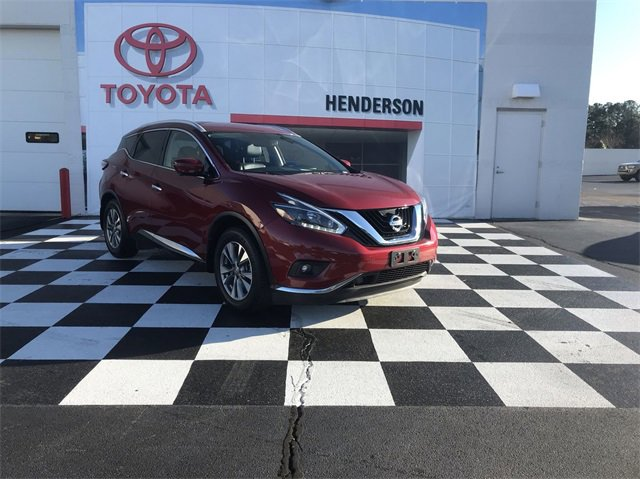 Used 2018 Nissan Murano in Henderson, NC
