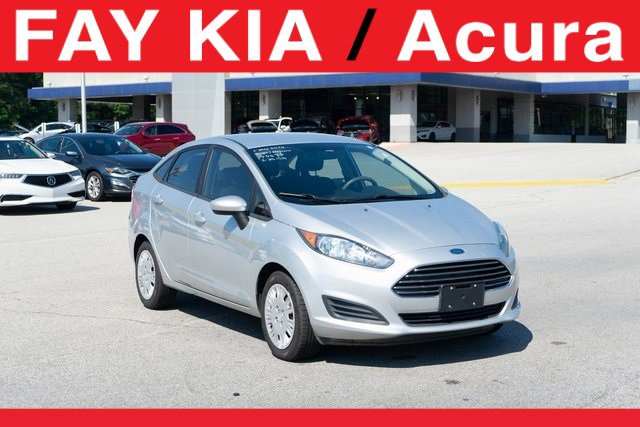 Used 2015 Ford Fiesta in Fayetteville, NC