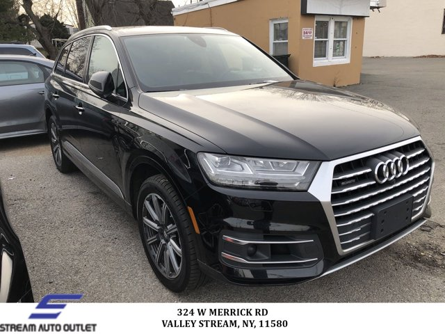 Used 2017 Audi Q7 in Valley Stream, NY