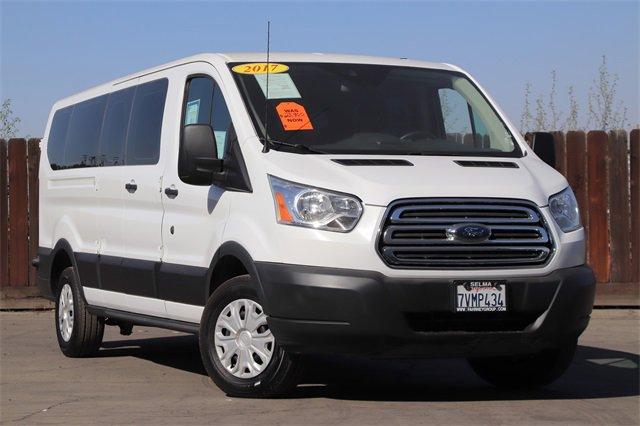 2019 Ford Transit Passenger Wagon XLT T-350 148″ Low Roof XLT Swing-Out RH Dr Regular Unleaded V-6 3.7 L/228 [18]