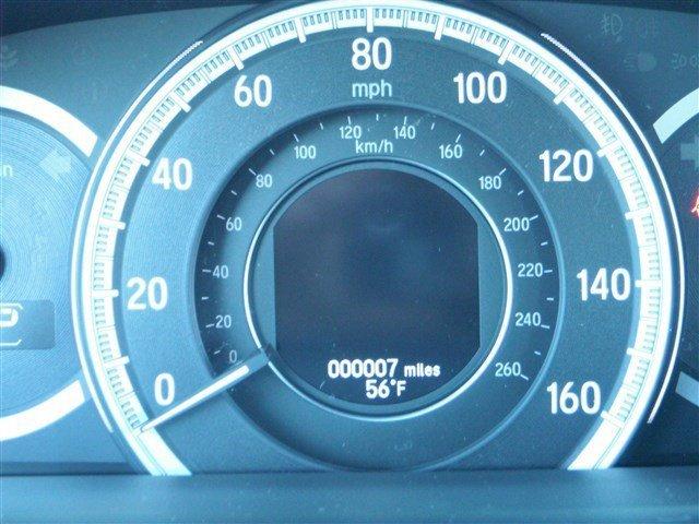 Used 2016 Honda Accord Sedan EX-L w-Navi and Honda Sensing