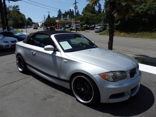 Used 2008 BMW 1 Series 2dr Conv 135i