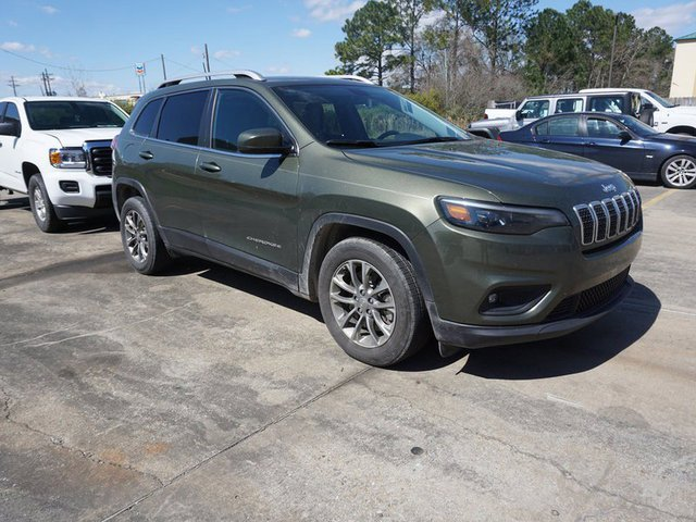 Used 2019 Jeep Cherokee in New Iberia, LA