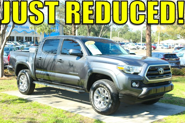 Used 2017 Toyota Tacoma in Tallahassee, FL