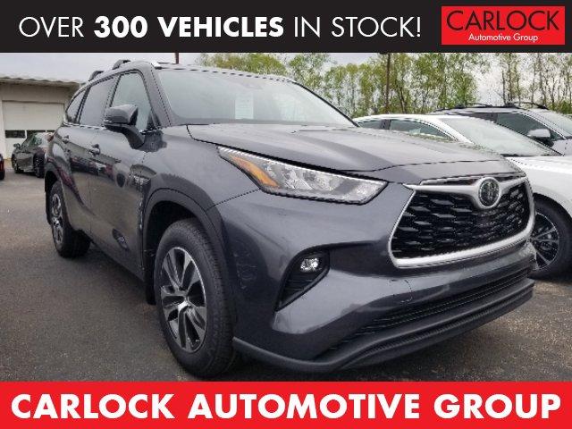 New 2020 Toyota Highlander in Saltillo, MS