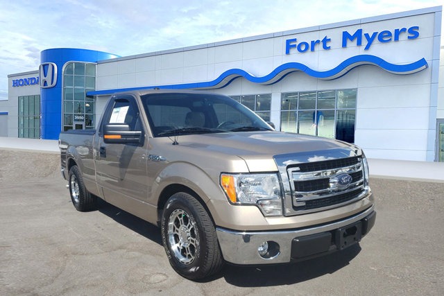 Used 2014 Ford F-150 in Fort Myers, FL