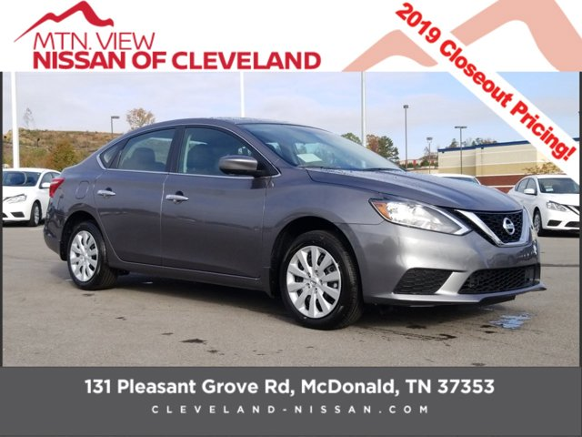 New 2019 Nissan Sentra in McDonald, TN